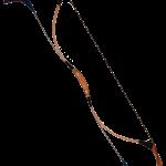 Arcus Mongolischer Holzlaminat Reiterbogen